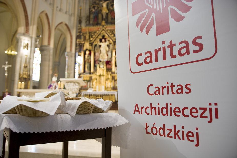 Wigilia z Caritas