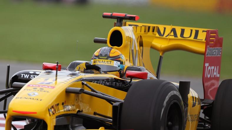 Hamilton wygrał. Kubica siódmy