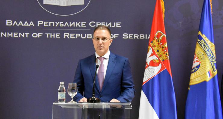 Nebojša Stefanović, MUP RS