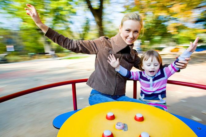 igra u parku najbolja za decu