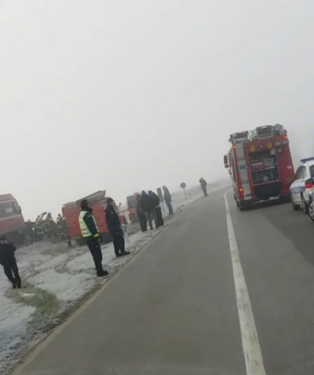 Saobraćajna nezgoda voz Bajmok
