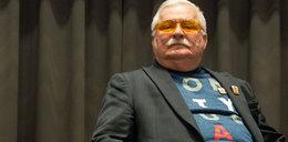Wałęsa zaskoczył nową koszulką. Jeden szczegół robi wrażenie!