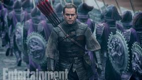 """The Great Wall"": Matt Damon w zwiastunie filmu"