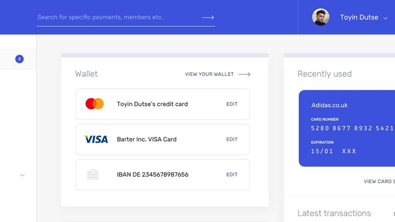 Barter, Flutterwave You can make international payments