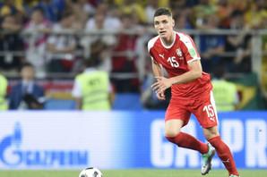 PRED DUEL SA CRNOM GOROM Milenković: Nekad sam spavao u autobusu, a sada igram za reprezentaciju Srbije