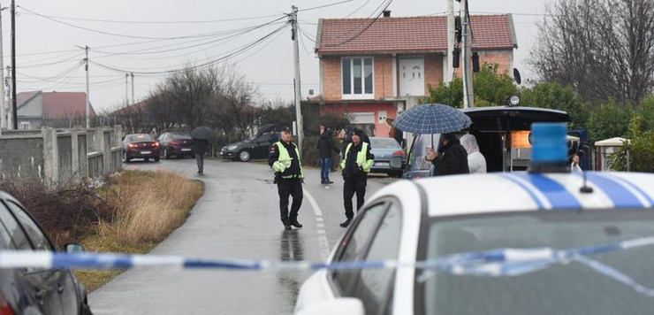 Podgorica pucnjava Igor Krstović