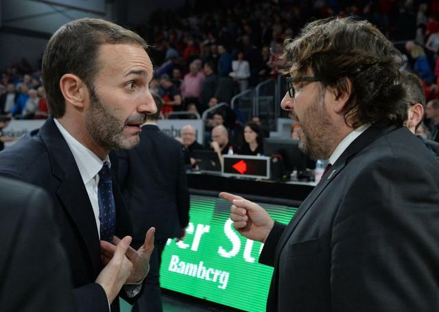 Treneri Alonso i Trinkjeri