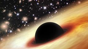 Nowo odkryta czarna dziura rzuca światło na początki wszechświata