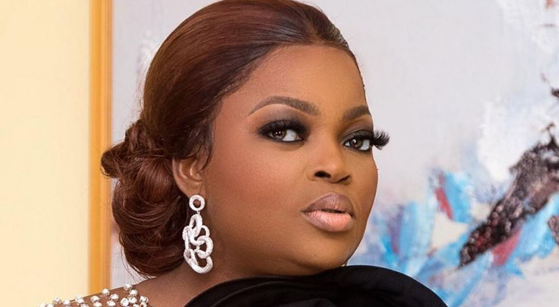 22 Nigerian celebs grieve with Funke Akindele over dad's death
