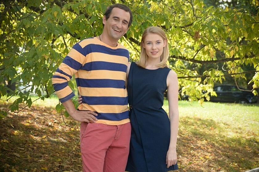 Karolina Chapko i Michał Koterski