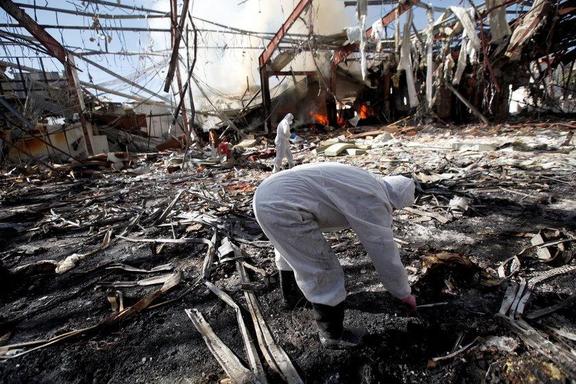 W niedzielę źródła ONZ podały, że zginęło ponad 140 osób