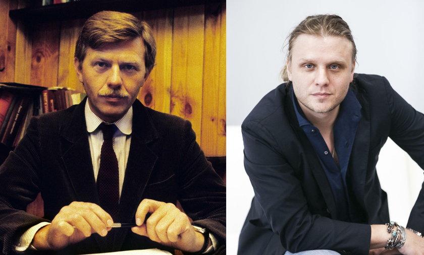 Jerzy Woźniak i Piotr Woźniak-Starak