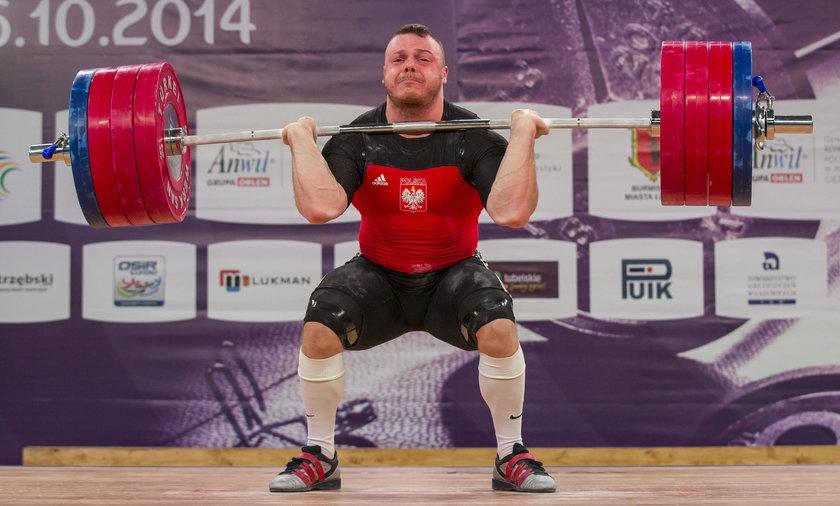 Dyskwalifikacja Adriana Zielińskiego utrzymana w mocy