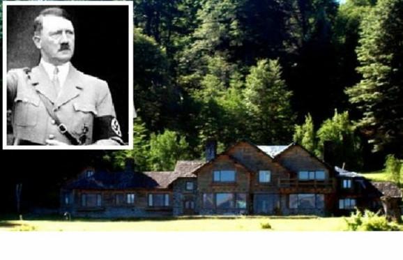 Moguće skrovište Adolfa Hitlera u Patagoniji i navodna njegova slika u starosti