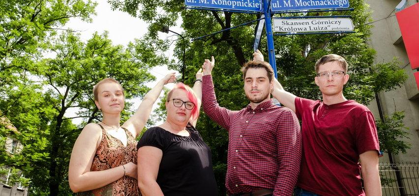 Chcemy więcej kobiet na ulicach!