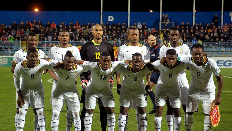 Reprezentacja Ghany