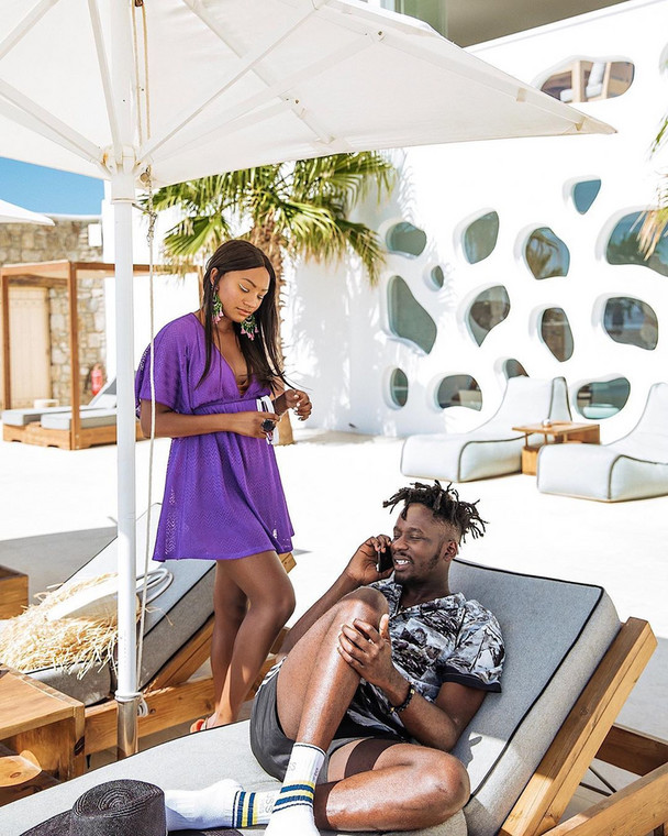 From trips to beautiful countries around the world to expensive surprise gifts, Eazi and Temi define what it means to be rich and in love [Instagram/JTOFashion]