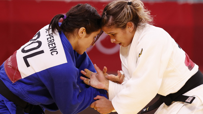 Agata Perenc i Larissa Pimenta