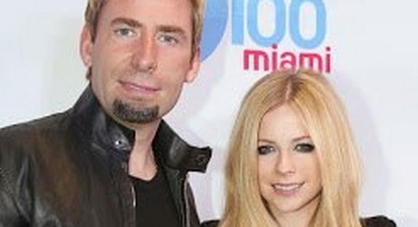 Canadian singer, Avril Lavigne, 30, announced via instagram that her second marriage to Nickelback lead singer, Chad Kroeger, 40, has come to an end.