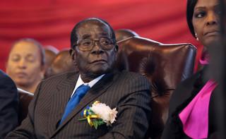 Nastał czas Krokodyla: Władzę w Zimbabwe przejmuje najbliższy współpracownik Mugabe
