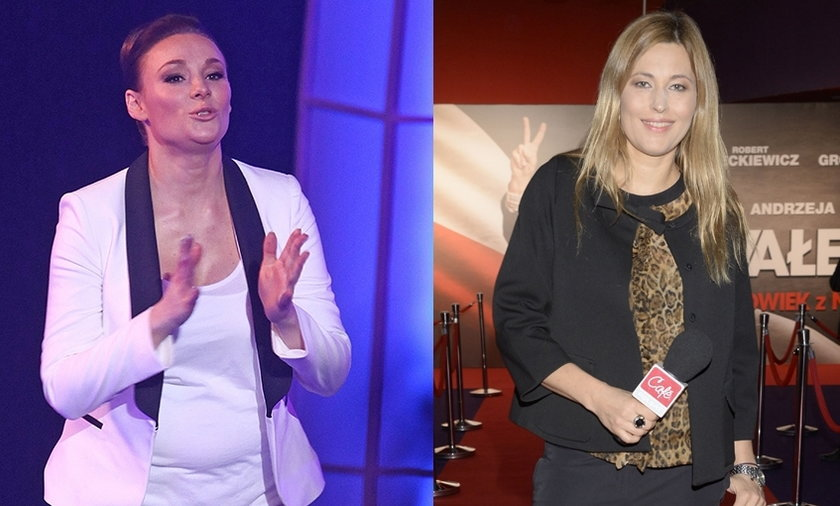 Sonia Bohosiewicz, Beata Sadowska