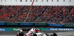 Formuła 1. Robert Kubica ukończył Grand Prix Holandii. Max Verstappen nowym liderem