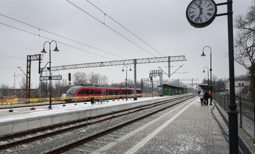 Stacja Kolejowa Leśnica po remoncie