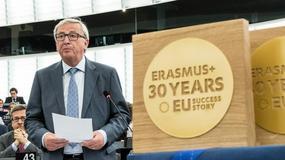 """30 lat programu """"Erasmus"""" - skorzystało z niego już 9 mln osób"""