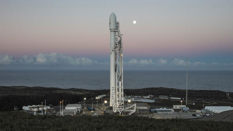 Problemy techniczne rakiet SpaceX