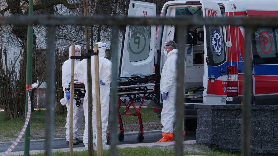 Na Mazowszu odnotowano dziś dobowy rekord zakażeń koronawirusem od początku pandemii