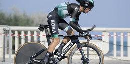 Mistrz świata liderem Giro d'Italia. Słaby początek Rafała Majki