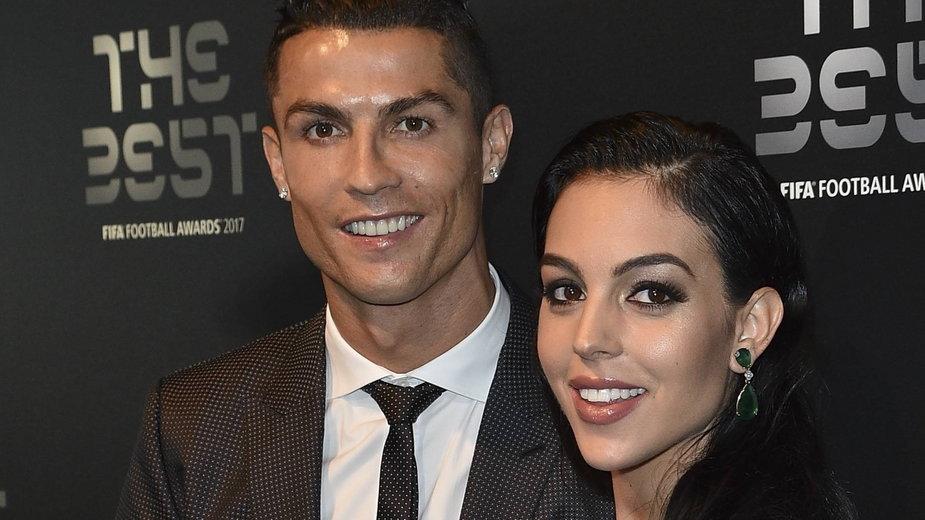 Georgina Rodriguez i Christiano Ronaldo