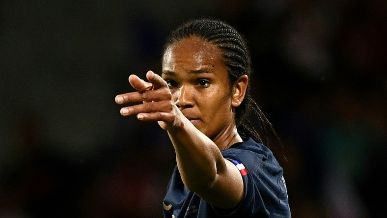 France star Wendie Renard started out in the game battling boys in Martinique