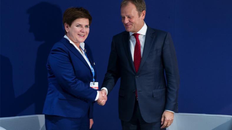 Czy Donald Tusk pomoże polskiemu rządowi?, fot. flickr/KPRM