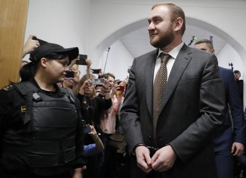 Senator aresztowany