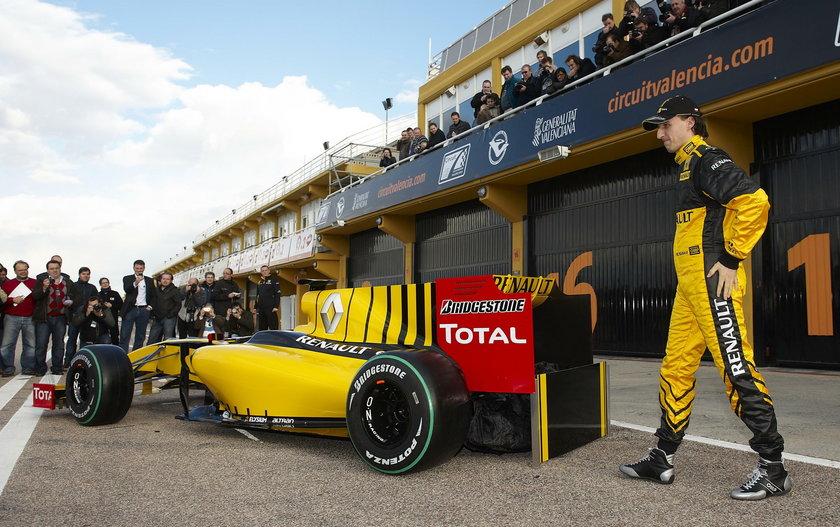 Robert Kubica wraca do F1!? Może wystąpić na GP Belgii!