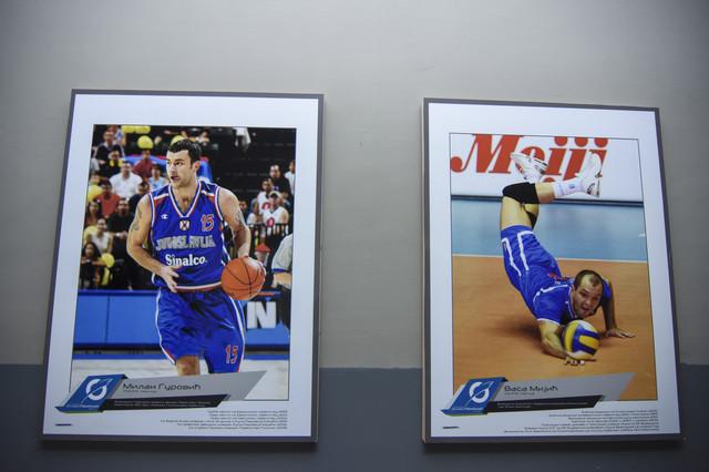 Milan Gurović i Vasa Mijić