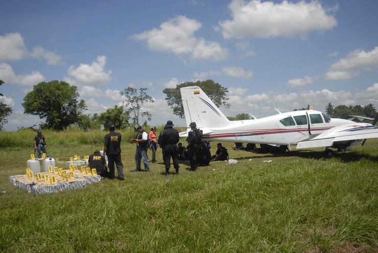 avion droga