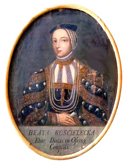 Beata Łaska z Kościeleckich