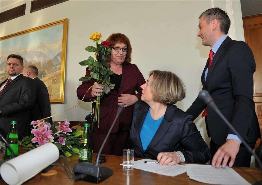 Fundacja Nowickiej dostała pieniądze od firm aborcyjnych