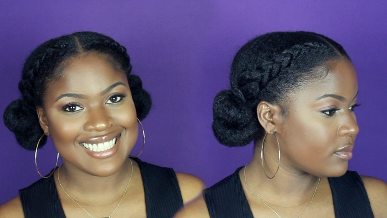 Easy Black Hairstyles To Try On Your Natural Hair Pulse Live Kenya
