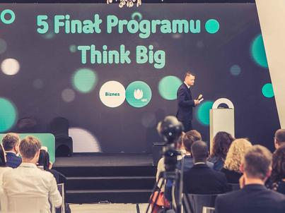 THINK BIG, gala finałowa