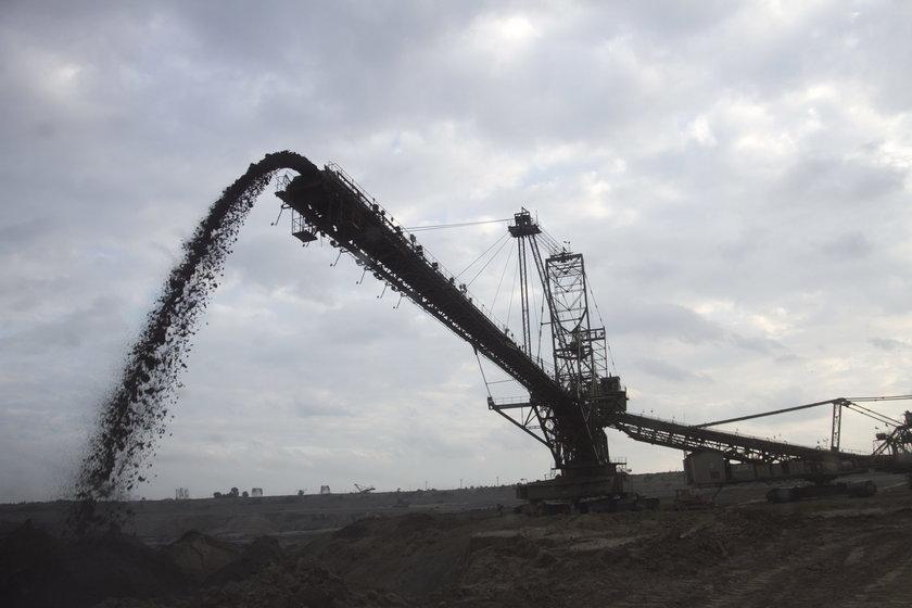 Odkrywkowa Kopalnia Węgla Brunatnego
