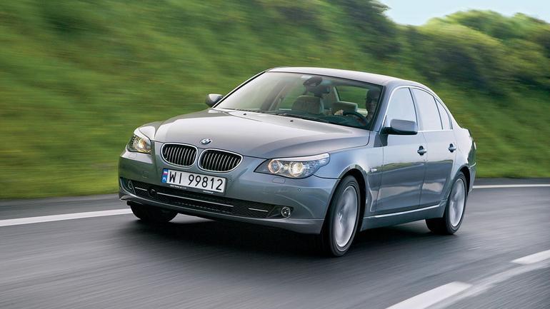 BMW serii 5 - Kusi ceną, ale odstrasza kosztami