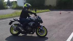 Yamaha MT-10 zdaje egzamin na prawo jazdy kategorii A