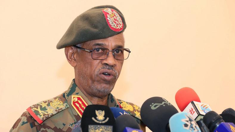 Awad Ibn Auf, minister obrony Sudanu