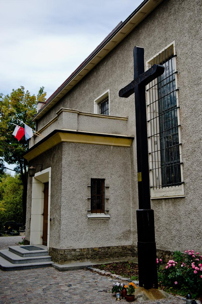 Ten kościół w Gdyni okradli złodzieje