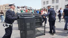 W Wenecji bramki regulujące napływ turystów wywołały napięcia