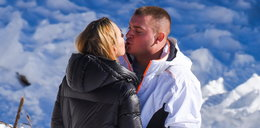 Sylwia Gruchała z byłym mężem na nartach! Jest czułość. Będzie powrót?