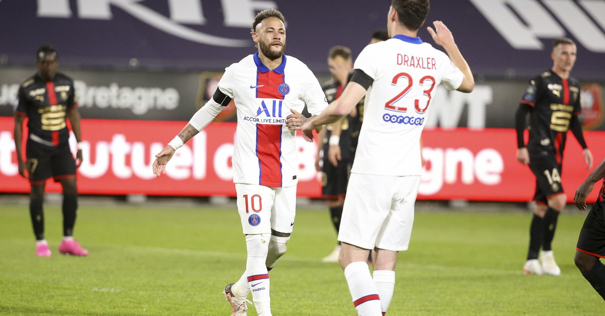 Rennes - Paris Saint-Germain. Wynik i relacja z meczu - Sport